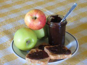 ricetta confettura di mele al cioccolato valsassina