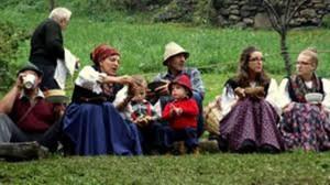 Premanesi in costume tradizionale