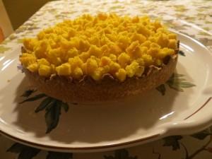 Festa della Donna ricetta crostata mimosa